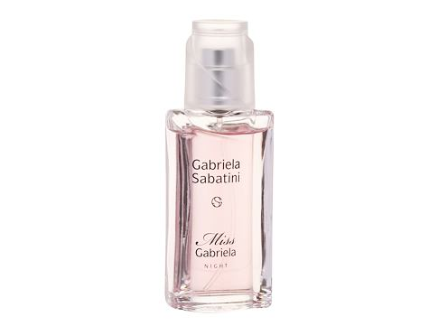 Gabriela Sabatini Miss Gabriela Night 30 ml EDT pro ženy