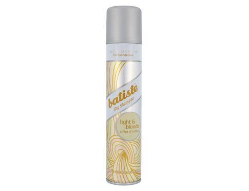 Batiste Brilliant Blonde 200 ml suchý šampon pro ženy