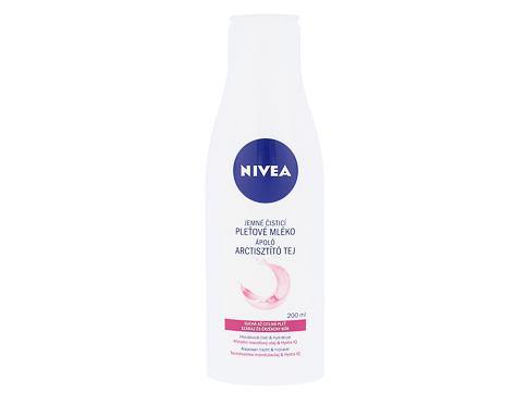 Nivea Indulging 200 ml čisticí mléko pro ženy