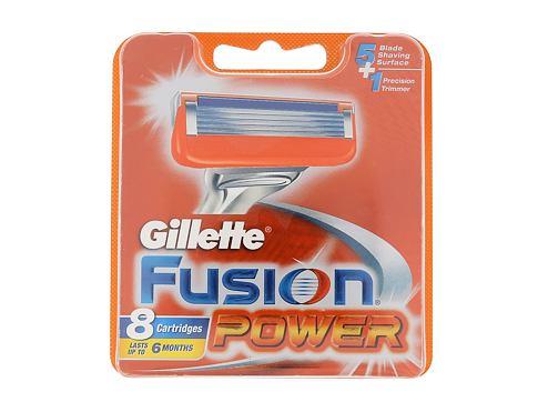Gillette Fusion Power 8 ks náhradní břit pro muže