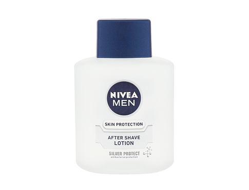 Nivea Men Silver Protect 100 ml voda po holení pro muže