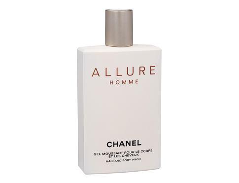 Chanel Allure Homme 200 ml sprchový gel pro muže