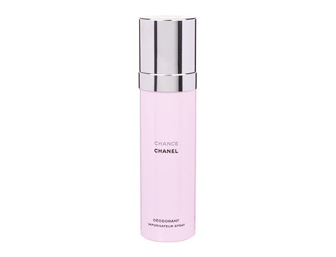 Chanel Chance 100 ml deodorant Deospray pro ženy