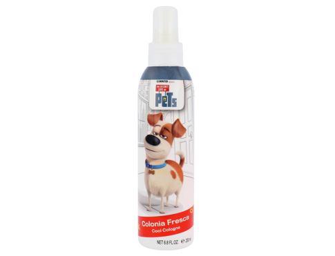 Universal The Secret Life Of Pets 200 ml tělový sprej unisex