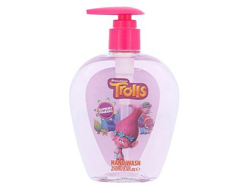 DreamWorks Trolls 250 ml tekuté mýdlo unisex