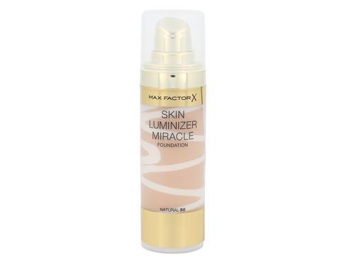 Max Factor Skin Luminizer 30 ml makeup 50 Natural pro ženy
