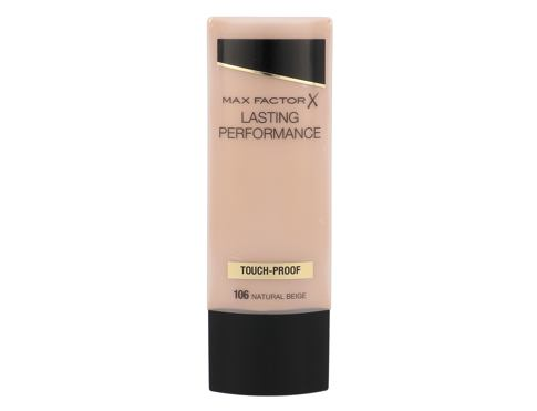 Max Factor Lasting Performance 35 ml makeup 106 Natural Beige pro ženy