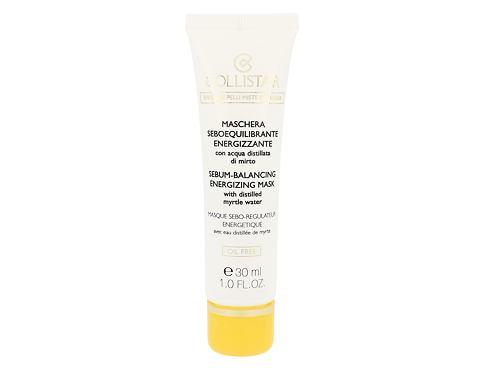 Collistar Special Combination and Oily Skins Sebum Balancing Energizing Mask 30 ml pleťová maska pro ženy