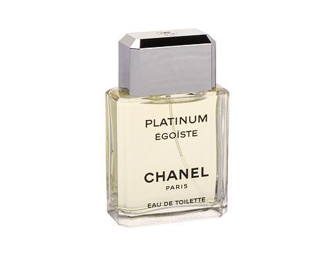 Chanel Platinum Egoiste Pour Homme 50 ml EDT pro muže