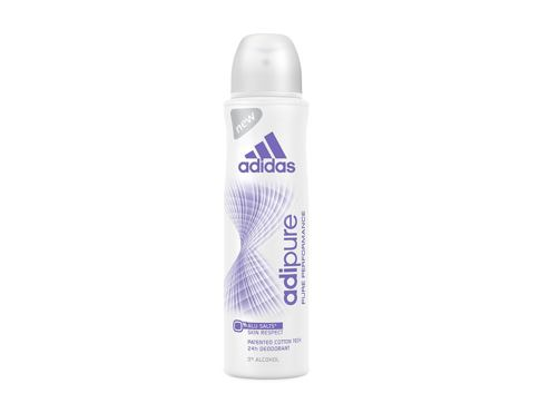 Adidas Adipure 24h 150 ml deodorant Deospray pro ženy