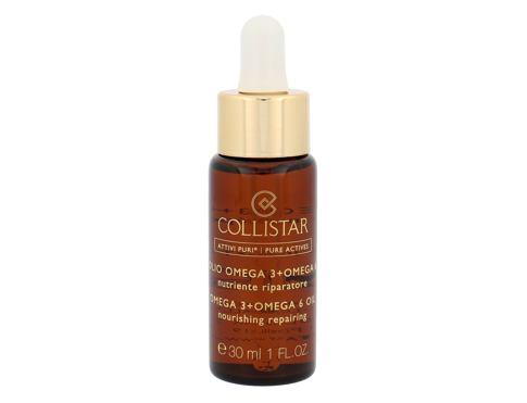 Collistar Pure Actives Omega 3 + Omega 6 Nourishing Repairing Oil 30 ml pleťové sérum pro ženy