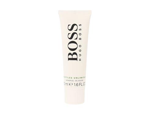 HUGO BOSS Boss Bottled Unlimited 50 ml sprchový gel pro muže