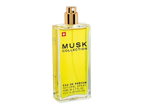 MUSK Collection Musk Collection Black 50 ml EDP Tester pro ženy
