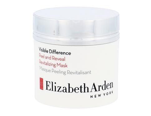 Elizabeth Arden Visible Difference Peel And Reveal 50 ml pleťová maska pro ženy