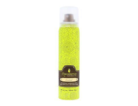 Macadamia Professional Natural Oil Control 100 ml lak na vlasy pro ženy