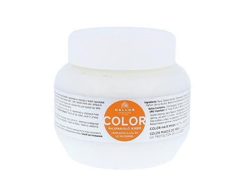 Kallos Cosmetics Color 275 ml maska na vlasy pro ženy