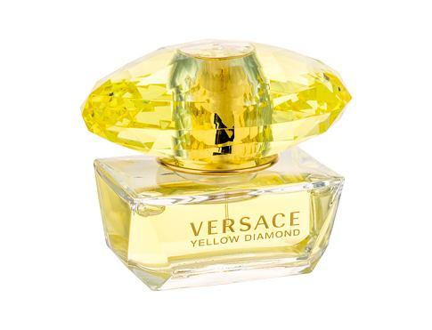 Versace Yellow Diamond 50 ml deodorant Deospray pro ženy