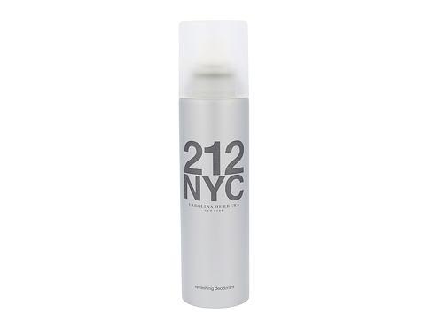 Carolina Herrera 212 NYC 150 ml deodorant Deospray pro ženy