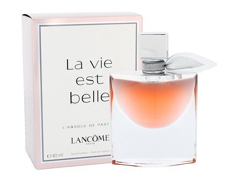 Lancome La Vie Est Belle L´Absolu De Parfum 40 ml EDP pro ženy