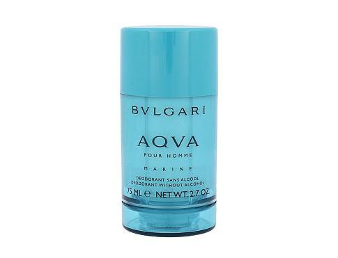 Bvlgari Aqva Pour Homme Marine 75 ml deodorant Deostick pro muže