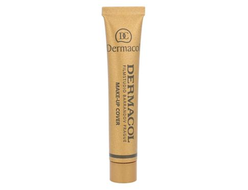 Dermacol Make-Up Cover SPF30 30 g makeup 221 pro ženy