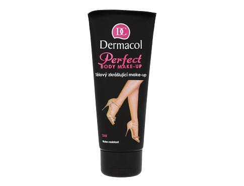 Dermacol Perfect Body Make-Up 100 ml samoopalovací přípravek Tan pro ženy
