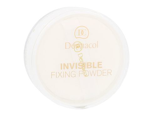 Dermacol Invisible Fixing Powder 13 g pudr White pro ženy
