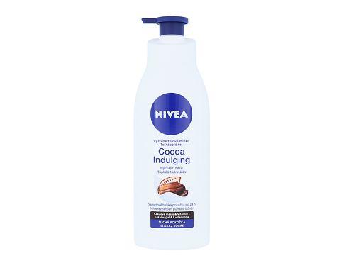 Nivea Cocoa Indulging 400 ml tělové mléko pro ženy