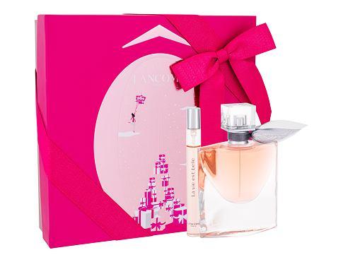 Lancome La Vie Est Belle EDP dárková sada pro ženy - EDP 50 ml + EDP 10 ml
