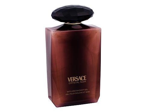 Versace Crystal Noir 200 ml sprchový gel pro ženy