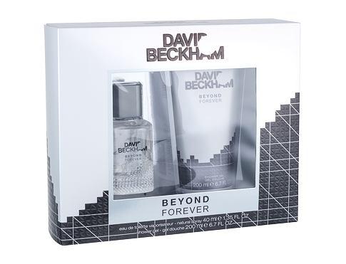 David Beckham Beyond Forever EDT dárková sada pro muže - EDT 40 ml + sprchový gel 200 ml
