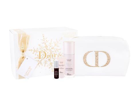 Christian Dior Capture Totale Dream Skin pleťové sérum dárková sada pro ženy - pleťové sérum 50 ml + pleťová maska 15 ml + pleťové sérum One Essential Skin Boosting 7 ml + kosmetická taška
