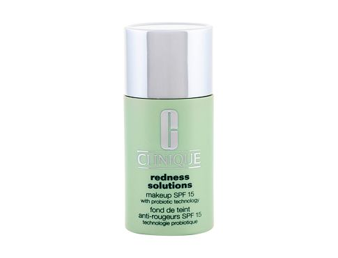 Makeup Clinique Redness Solutions SPF15 30 ml 01 Calming Alabaster