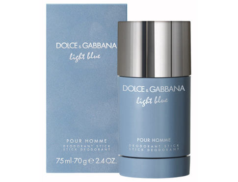 Dolce&Gabbana Light Blue Pour Homme 75 ml deodorant Deostick pro muže