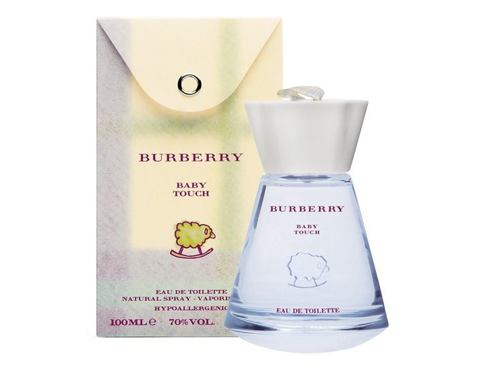 Burberry Baby Touch 100 ml EDT Tester unisex