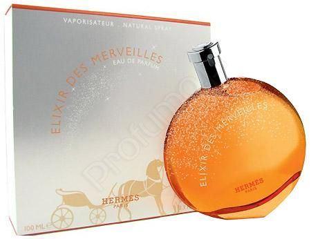 Hermes Elixir Des Merveilles 100 ml EDP Tester pro ženy