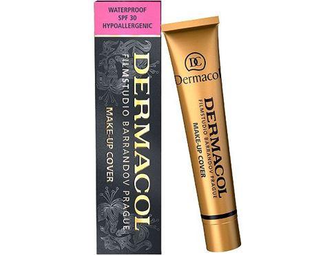 Dermacol Make-Up Cover SPF30 30 g makeup 218 pro ženy