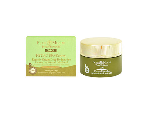 Frais Monde Hydro Bio Reserve Remedy Cream Deep Hydration 50 ml denní pleťový krém pro ženy