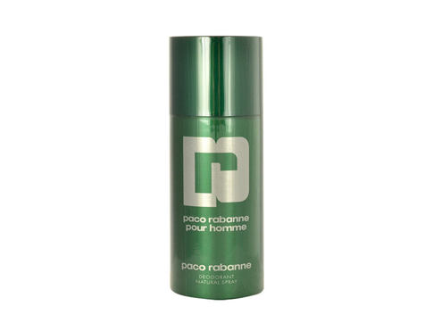 Paco Rabanne Paco Rabanne Pour Homme 150 ml deodorant Deospray pro muže