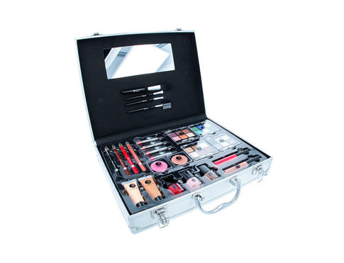 Dekorativní kazeta 2K Beauty Unlimited Train Case 63,2 g Kazeta