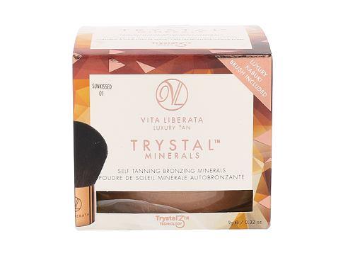 Vita Liberata Trystal Minerals 9 g bronzer 01 Sunkissed pro ženy