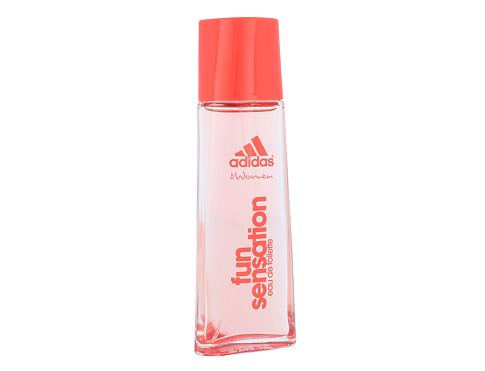 Adidas Fun Sensation For Women 50 ml EDT pro ženy