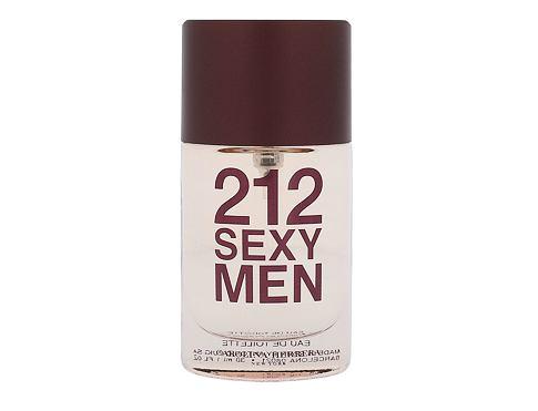 Carolina Herrera 212 Sexy Men 30 ml EDT pro muže