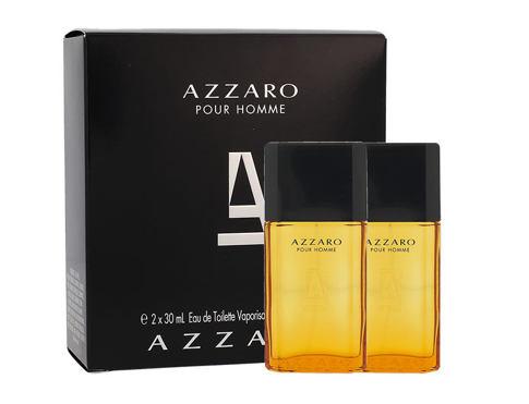Azzaro Azzaro Pour Homme EDT dárková sada pro muže - EDT 30 ml + EDT 30 ml