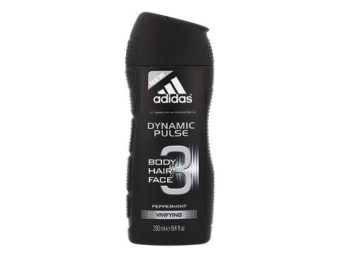 Adidas Dynamic Pulse 3in1 250 ml sprchový gel pro muže