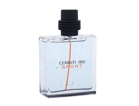 Nino Cerruti Cerruti 1881 Sport 100 ml EDT pro muže
