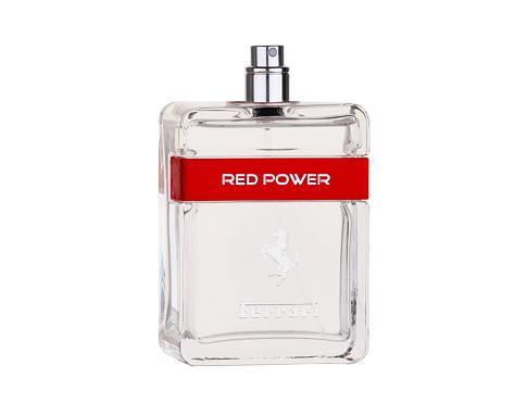 Ferrari Red Power 125 ml EDT Tester pro muže