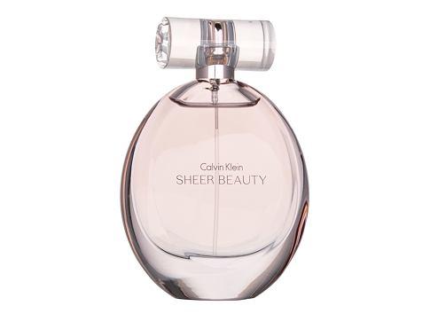 Calvin Klein Sheer Beauty 50 ml EDT pro ženy