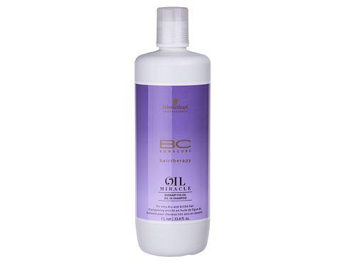 Schwarzkopf BC Bonacure Oil Miracle Barbary Fig Oil 1000 ml šampon pro ženy