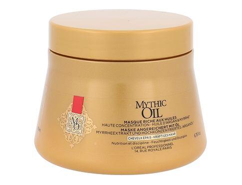 L´Oréal Professionnel Mythic Oil 200 ml maska na vlasy pro ženy